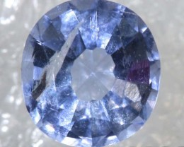 0.5CTS HACKMANITE SODALITE FACETED AFGHANISTAN STONE TBM-1369