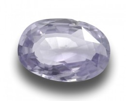 Natural Purple Sapphire | Loose Gemstone | Sri Lanka Ceylon - New