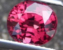 2.55cts  Color Change Garnet of Tanzania, Open Color,  Untreated, Top Cut
