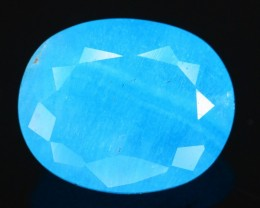 Rare Hemimorphite 3.17 ct Must Have Collector's SKU-1