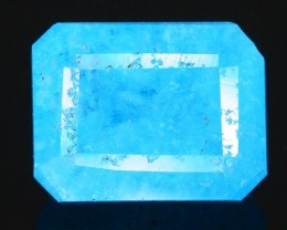 Rare Hemimorphite 1.21 ct Must Have Collector's SKU-1