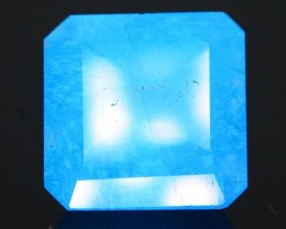 Gil Cert Rare Hemimorphite 8.38 ct Must Have Collector's SKU-1