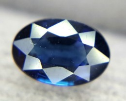 0.64Crt Natural Sapphire Faceted Gemstone (R 68)