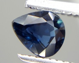 0.54 Crt Natural Sapphire Faceted Gemstone (M 68)
