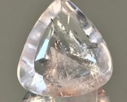Fascinating Negative Crystal inside Quartz Gem 47.99cts