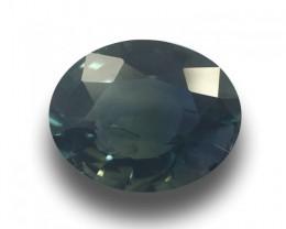 Natural Unheated Greenish Blue Sapphire |Loose Gemstone|New| Sri Lanka