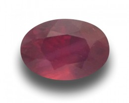 Natural Unheated Ruby | Loose Gemstone | Mozambique