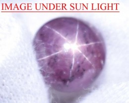 6.80 Ct Star Ruby CERTIFIED Beautiful Natural Unheated & Untreated