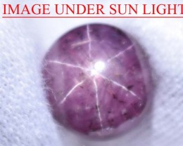 8.32 Ct Star Ruby CERTIFIED Beautiful Natural Unheated & Untreated