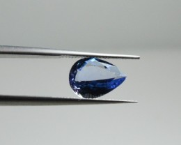 Tanzanite - 1.53 ct - PGTL certified