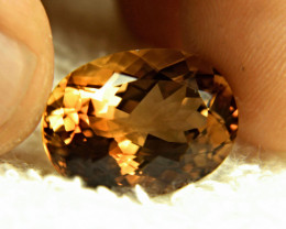 24.10 Carat IF/VVS1 Golden Brazil Topaz - Gorgeous