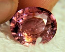 6.36 Carat Pink Brazilian Tourmaline - Gorgeous