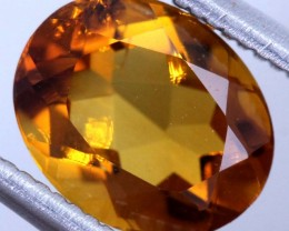1.95 CTS CITRINE NATURAL FACETED CG-2283