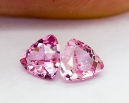 2 x 0.470Ct  Spinel High Quality Cutting