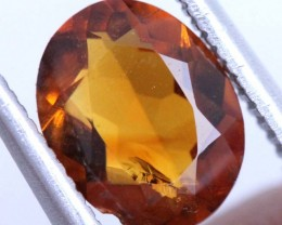 1.6 CTS CITRINE NATURAL FACETED CG-2293