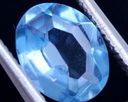 2 CTS BLUE TOPAZ STONE  CG-2305