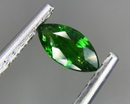 0.65 CT GREEN TSAVORITE HIGH QUALITY GEMSTONE S54