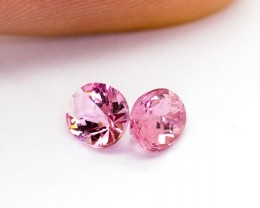 2 x 0.575Ct  Spinel High Quality Cutting
