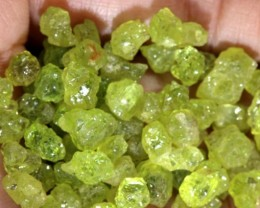 50CTS PERIDOT ROUGH PARCEL RG-2317