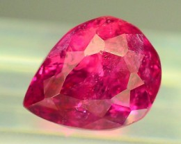 2.15 ct Natural Rubelite~Afghanistan