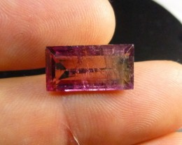 7.26ct Watermelon Tourmaline , 100% Natural Gemstone