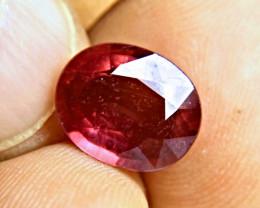 6.32 Carat Fiery Ruby - Gorgeous