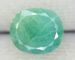 7.43Crt Natural Rare Grandidiarite Faceted Gemstone (R 70)