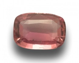 Natural orangish Pink |Loose Gemstone|New Certified| Sri Lanka