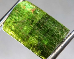 10.65CTS TOURMALINE GREEN NATURAL ROUGH RG-2381