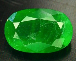 1.55 ct Natural Green Emerald~Swat
