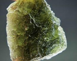 Shiny Moldavite quality A+