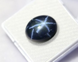 Lot 13 ~ 17.16Ct Natural 6 Rays Blue Star Sapphire
