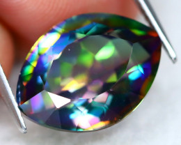 8.95Ct Natural Mystic Topaz Marquise Cut S198