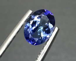 1.38 CT STUNNING TANZANITE HIGH QUALITY GEMSTONE S9