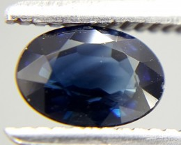 0.68 Crt Natural Sapphire Faceted Gemstone (M 71)