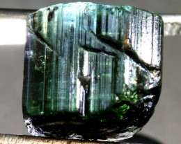 13.1CTS TOURMALINE GREEN NATURAL ROUGH RG-2401