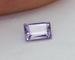0.395Ct  Spinel High Quality Cutting