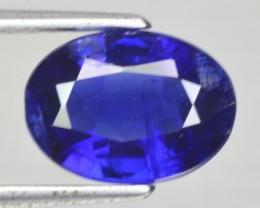 4.23 Cts Natural Kyanite Kashmir Blue Oval Nepal Gem