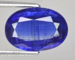 4.70 Cts Natural Kyanite Kashmir Blue Oval Nepal Gem