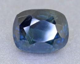 Ceylon Blue Sapphire 2.33 Ct. (00387) (Bi-Colour)
