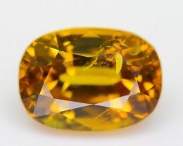 Rare 2.02 ct Golden Mali Garnet SKU.1