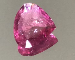 OH BOY! HOT PINK TOURMALINE 2.43CTS INTENSE COLOR