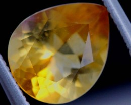 2.75CTS HEATED CITRINE FACETED CG-2321