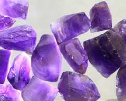 43CTS AMETHYST BRAZIL ROUGH PARCEL RG-2435
