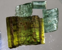 9.6CTS TOURMALINE  NATURAL ROUGHPARCEL  RG-2442
