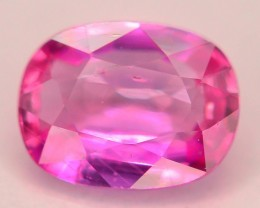 GiL Certified Unheated 0.71 ct Natural Ruby SKU.2