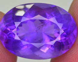 14.90 CT NATURAL BEAUTIFUL AMETHYST GEMSTONE