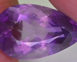 27.35 CT NATURAL BEAUTIFUL AMETHYST GEMSTONE