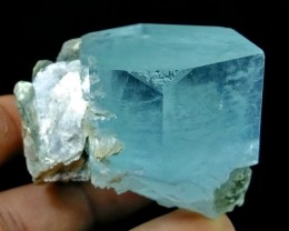 772 Ct Unheated, Natural  Stunning  Aquamarine crystal Specimen