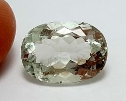 8.85 Crt Amazing Prasolite gemstone ji134